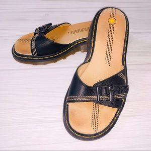 Dr. Marten Vintage Slip On Sandal